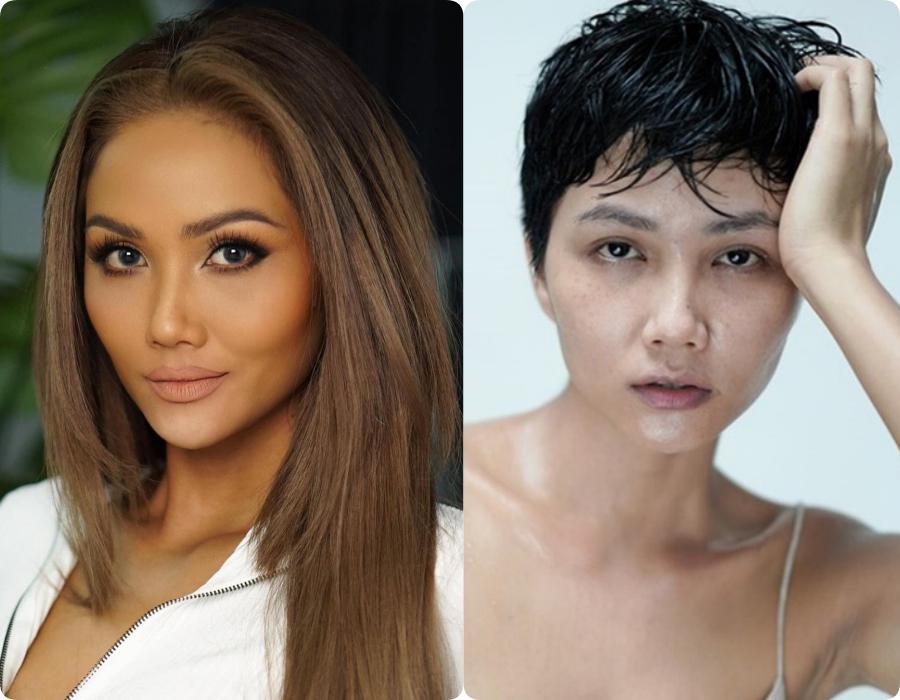 Sao Việt trước và sau khi trang điểm: Người lấm tấm mụn nhọt và quầng thâm, người có làn da mịn mướt-9