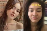 Sao Việt trước và sau khi trang điểm: Người lấm tấm mụn nhọt và quầng thâm, người có làn da mịn mướt