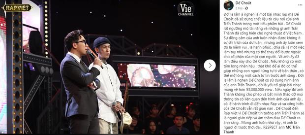 Hóa ra Trấn Thành là người góp phần giúp Dế Choắt có MV đạt hơn 54 triệu view!-2