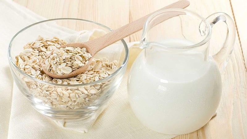 Dùng bột yến mạch giảm cân, đầu tuần 50kg cuối tuần nhảy lên cân chỉ còn 48kg-2