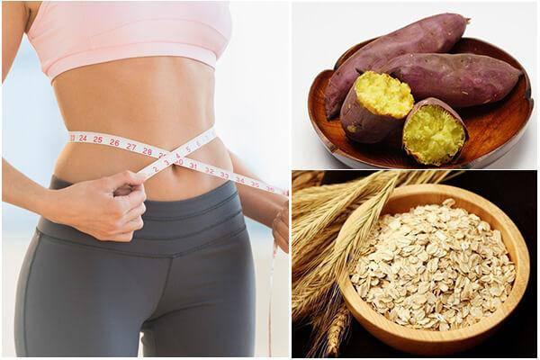 Dùng bột yến mạch giảm cân, đầu tuần 50kg cuối tuần nhảy lên cân chỉ còn 48kg-3
