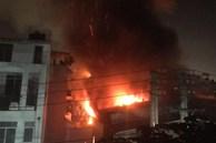 Mâu thuẫn tình cảm, người phụ nữ phóng hỏa, đốt công ty của em ruột người tình ở Sài Gòn