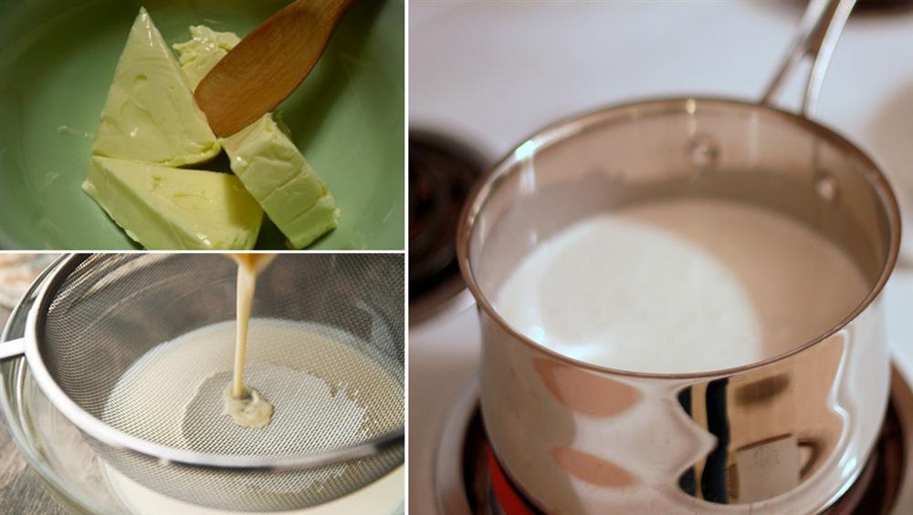 Cách làm sữa chua phô mai ngon ngất ngây ăn hoài không chán, chị em hãy thử ngay dịp nghỉ lễ này-4