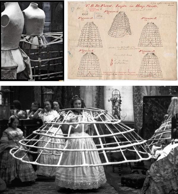 Bức ảnh khiến nhiều người hiểu lầm cô gái bị bạo hành nhưng ẩn chứa sự thật về thứ trang phục Tử thần từng giết chết gần 3.000 phụ nữ-3