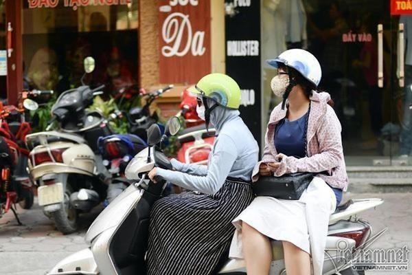 Dự báo thời tiết 1/9, Hà Nội nắng nóng, tia cực tím nguy cơ gây hại cao-1