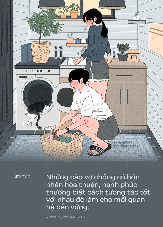 10 năm chung sống, chồng không làm bất cứ việc nhà nào nhưng vợ không một lời phàn nàn bởi anh biết cách làm đúng 2 việc mà hầu như ít ai để ý!-1