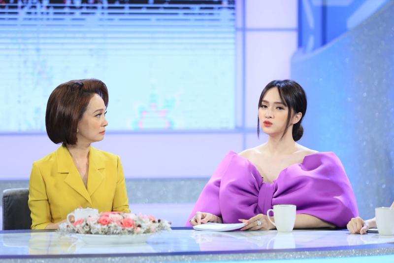 Mẹ Hương Giang khuyên con không nên yêu CEO: Con chẳng có tài năng gì, lại còn không sinh được con-1