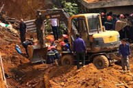 Sập công trình ở Phú Thọ, ít nhất 4 người chết, nhiều người bị thương