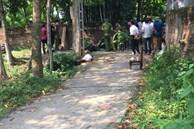 Thái Nguyên: Con trai 'ngáo đá' đánh chửi mẹ bị bố cầm dao chém tử vong