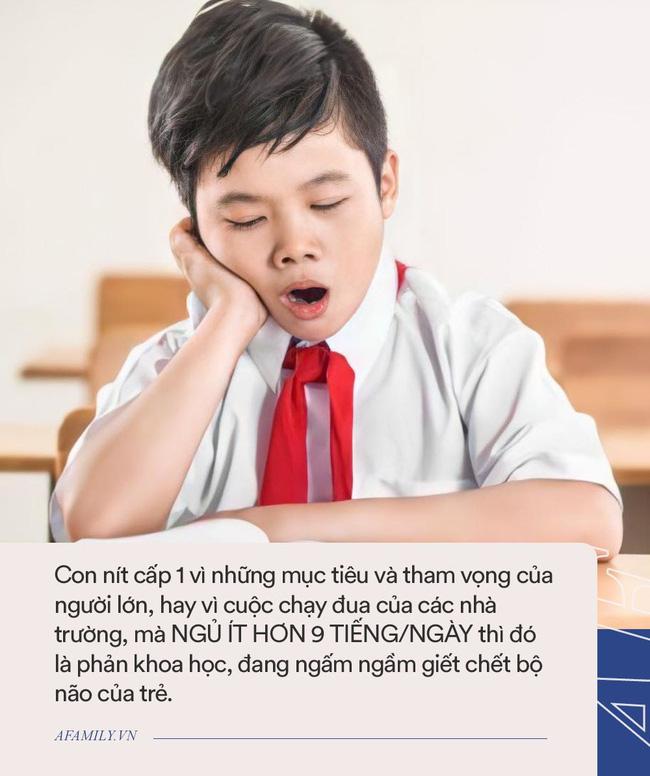 Bài viết không lãng phí của bạn 1 giây nào khi đọc của Tiến sĩ giáo dục gửi tới cha mẹ đang có con học cấp 1 trước thềm năm học mới-3