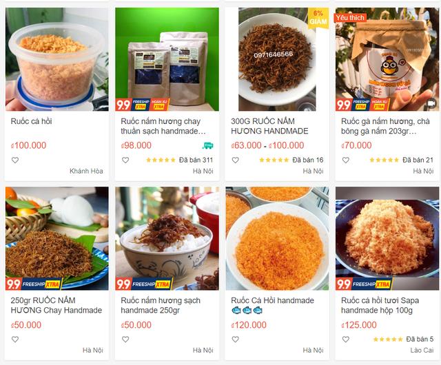 Sự thật về đồ ăn nhiều không bán tràn lan trên mạng-2