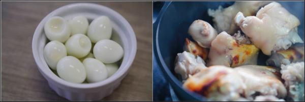 Bổ sung collagen cho da dẻ căng mịn chỉ với món móng giò kho trứng cút mềm ngon hấp dẫn-2
