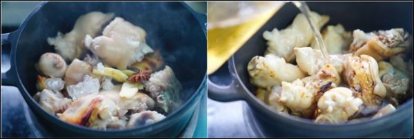 Bổ sung collagen cho da dẻ căng mịn chỉ với món móng giò kho trứng cút mềm ngon hấp dẫn-3