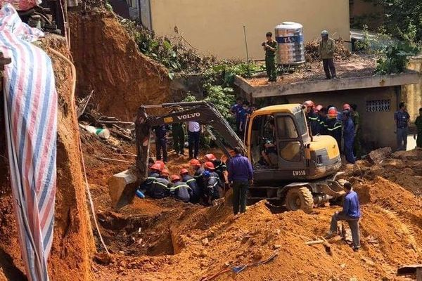 Danh tính 4 nạn nhân trong vụ sập công trình ở Phú Thọ-1