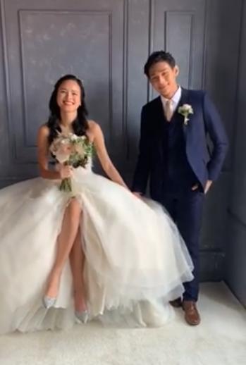Tuyết Lan công khai gương mặt chú rể, tiết lộ sự thật về bức ảnh cưới đang gây xôn xao-1