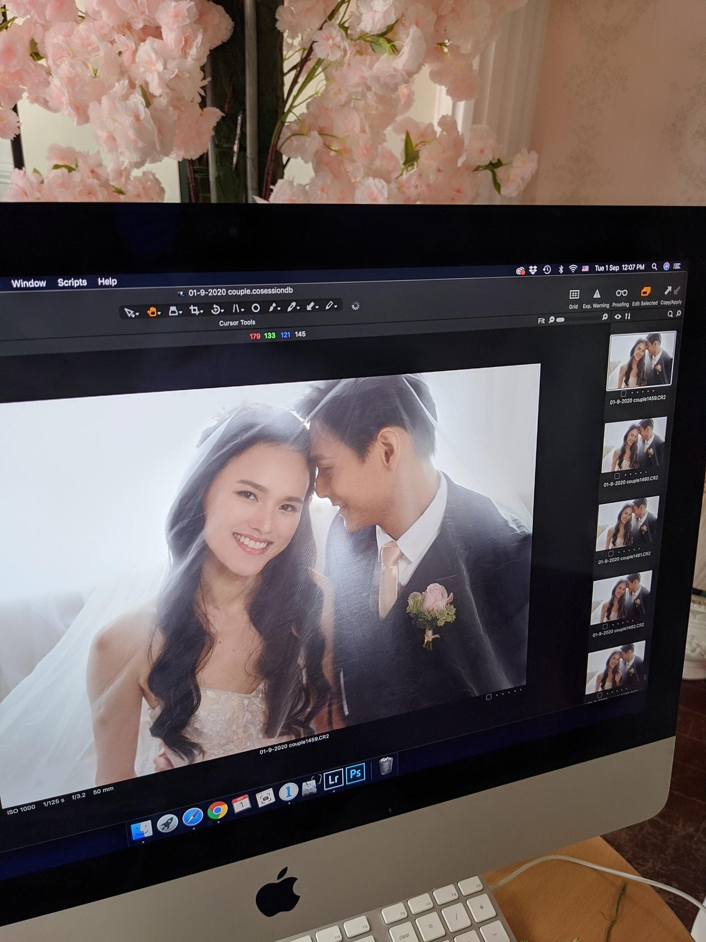 Tuyết Lan công khai gương mặt chú rể, tiết lộ sự thật về bức ảnh cưới đang gây xôn xao-4