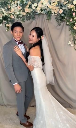Tuyết Lan công khai gương mặt chú rể, tiết lộ sự thật về bức ảnh cưới đang gây xôn xao-2