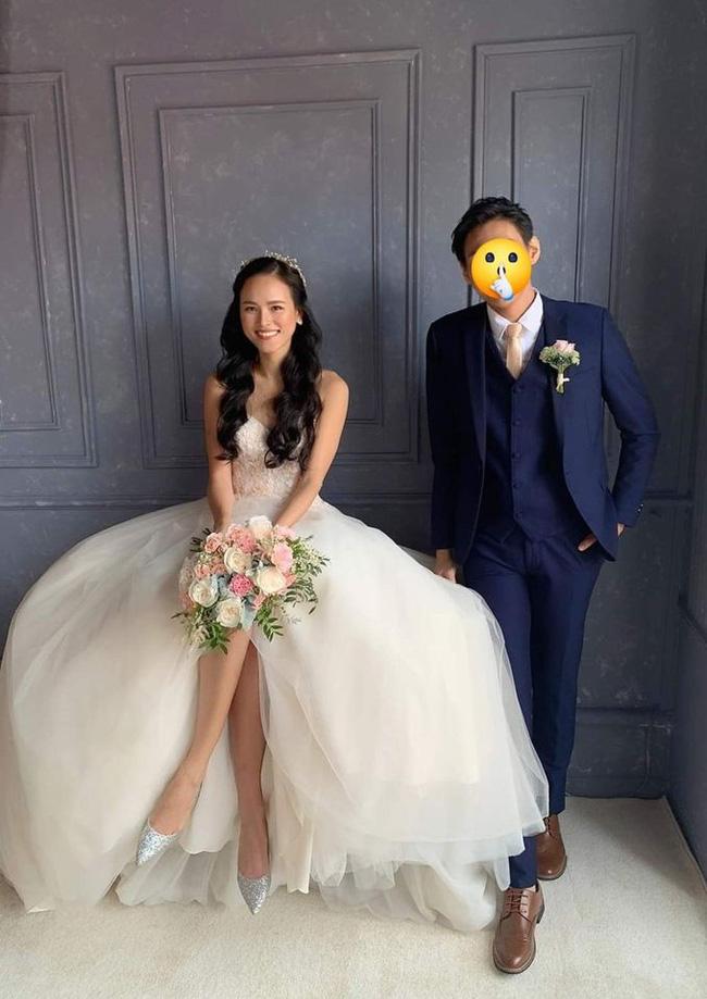 Tuyết Lan công khai gương mặt chú rể, tiết lộ sự thật về bức ảnh cưới đang gây xôn xao-5
