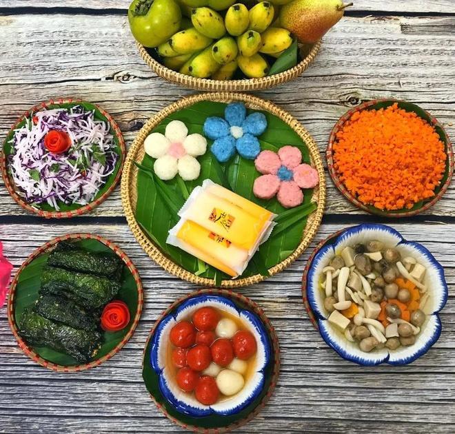 Nguồn gốc tục ăn chay vào rằm tháng 7-1
