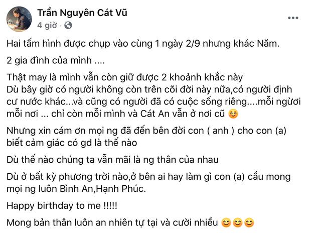 """Tim công khai đăng ảnh hôn Trương Quỳnh Anh, gây xôn xao khi khẳng định: Dù thế nào chúng ta mãi là người thân""""-1"""