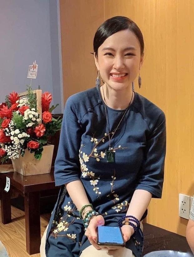 Khó nhận ra Angela Phương Trinh trong loạt ảnh mới: Nhan sắc lên hương, sống mũi thảm họa năm xưa thay đổi rõ rệt-7