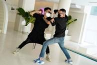 """Cuối cùng Wowy đã tự công khai khoảnh khắc """"choảng nhau"""" với Rhymastic ở hậu trường Rap Việt"""