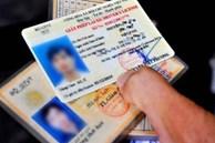Chính phủ đồng ý giấy phép lái xe có 12 điểm/năm, vi phạm bị trừ hết điểm phải thi lại
