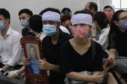 Phía sau vụ án chồng chặt xác vợ phi tang: Nỗi ám ảnh của con gái nạn nhân