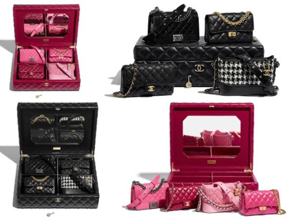 Bóc giá 4 chiếc túi Chanel tí hon mà Cường Đô La nhắm cho con gái cưng Suchin-4