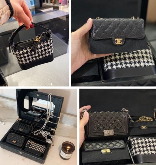 Bóc giá 4 chiếc túi Chanel tí hon mà Cường Đô La nhắm cho con gái cưng Suchin-5