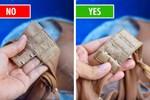 Mẹo làm sạch giày bị ố vàng đơn giản mà hiệu quả chỉ với một bát nước-11