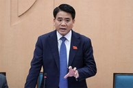 Ông Nguyễn Đức Chung bị đình chỉ tư cách đại biểu HĐND TP Hà Nội