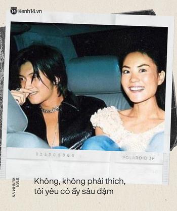 Tạ Đình Phong: Quý tử phản nghịch nhà Hoa hậu thành báu vật Cbiz, 2 thập kỷ rắc rối tình tay 3 với Trương Bá Chi - Vương Phi-13