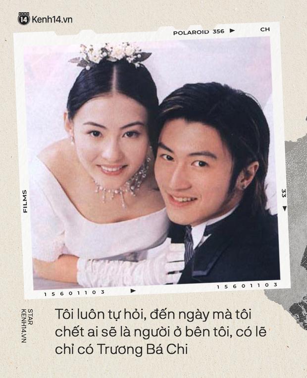 Tạ Đình Phong: Quý tử phản nghịch nhà Hoa hậu thành báu vật Cbiz, 2 thập kỷ rắc rối tình tay 3 với Trương Bá Chi - Vương Phi-17