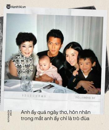 Tạ Đình Phong: Quý tử phản nghịch nhà Hoa hậu thành báu vật Cbiz, 2 thập kỷ rắc rối tình tay 3 với Trương Bá Chi - Vương Phi-20