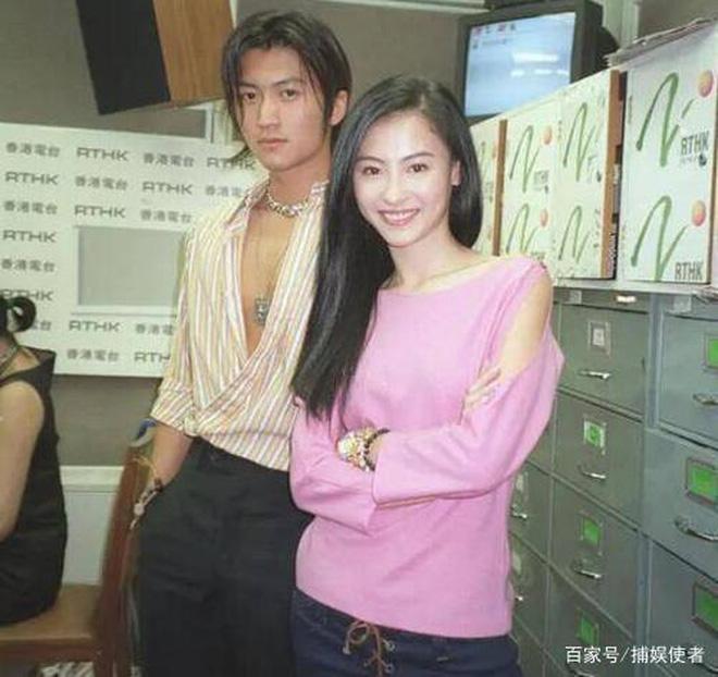 Tạ Đình Phong: Quý tử phản nghịch nhà Hoa hậu thành báu vật Cbiz, 2 thập kỷ rắc rối tình tay 3 với Trương Bá Chi - Vương Phi-19