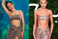 Chi Pu bị 'bóc' nhái đầm của thiên thần Victoria's Secret, stylist kiêm bạn thân Kenshj Phạm thẳng thắn nhận trách nhiệm