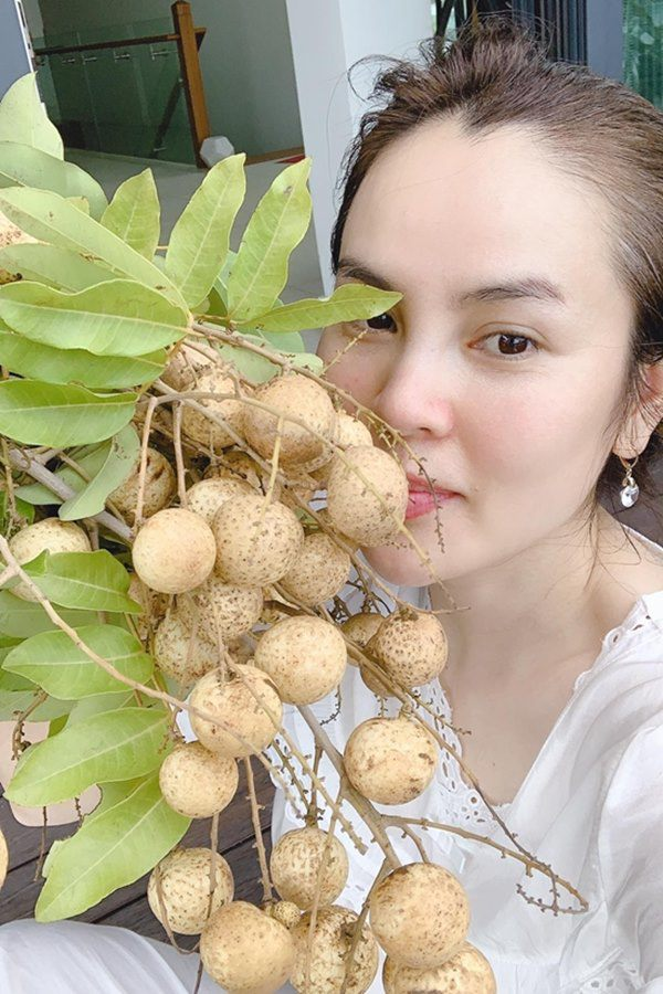 Hoa hậu miền Tây lấy chồng đại gia: Ở biệt thự 1.200m2, quả ăn không hết phải mang cho-7