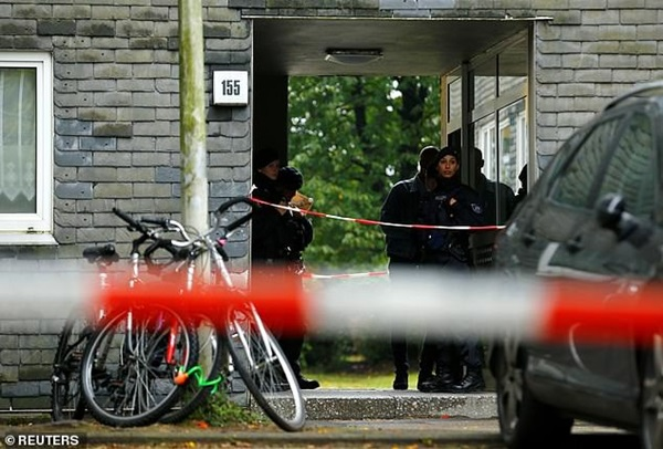Đức: Người mẹ trẻ giết 5 con nhỏ rồi lao vào tàu tự tử-4