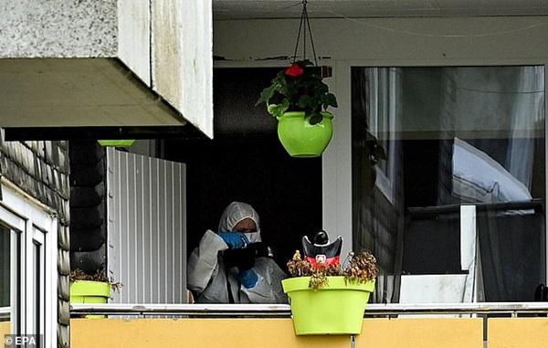 Đức: Người mẹ trẻ giết 5 con nhỏ rồi lao vào tàu tự tử-6