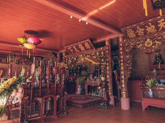 Lý Nhã Kỳ xây biệt phủ triệu đô rộng 10.000m2 tặng mẹ dịp lễ Vu Lan, ngắm nhìn kiến trúc bên trong mà choáng-5