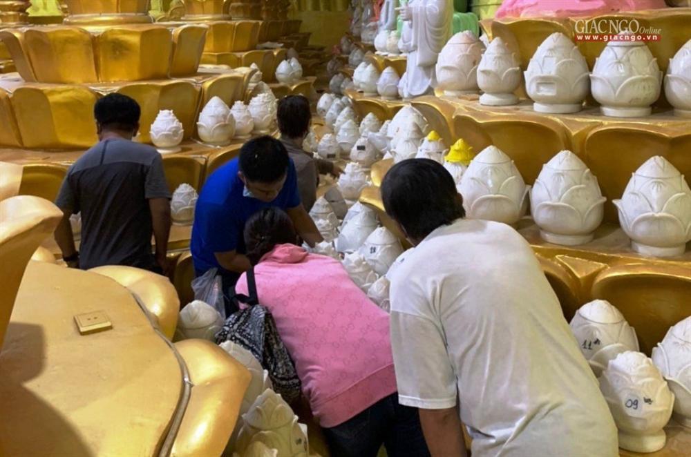Rất khó giám định ADN đối với tro cốt ở chùa Kỳ Quang 2-1