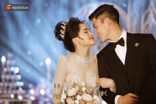 Duy Mạnh vừa hạnh phúc khoe vợ chồng đón con trai đầu lòng sau 7 tháng kết hôn-2