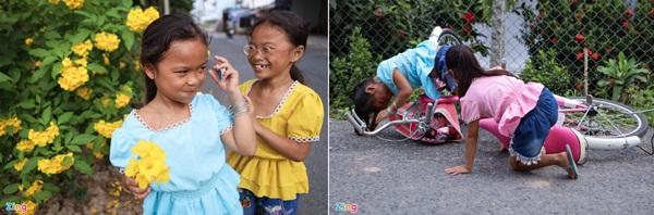 Năm học mới của chị em sinh tư Việt, Nam, Hạnh, Phúc-6