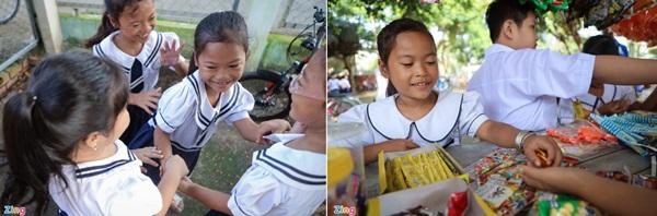 Năm học mới của chị em sinh tư Việt, Nam, Hạnh, Phúc-13