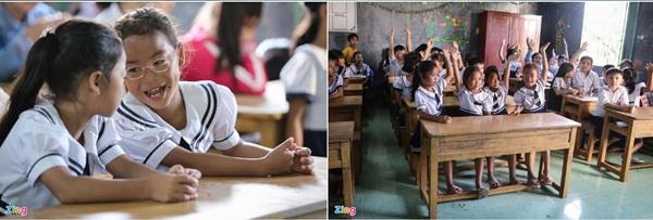Năm học mới của chị em sinh tư Việt, Nam, Hạnh, Phúc-15