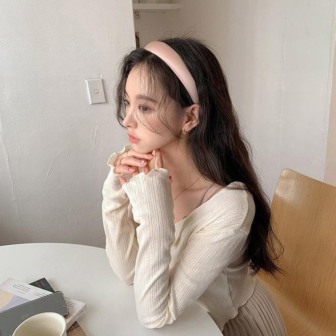 Con gái Việt cứ diện áo dài là auto xinh nhưng nếu chọn đúng 5 kiểu tóc này thì visual còn lên hạng nữa-10