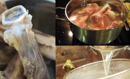 Khử hết mùi hôi của xương bò và có ngay nồi nước dùng thơm ngọt chỉ với mẹo đơn giản này-5