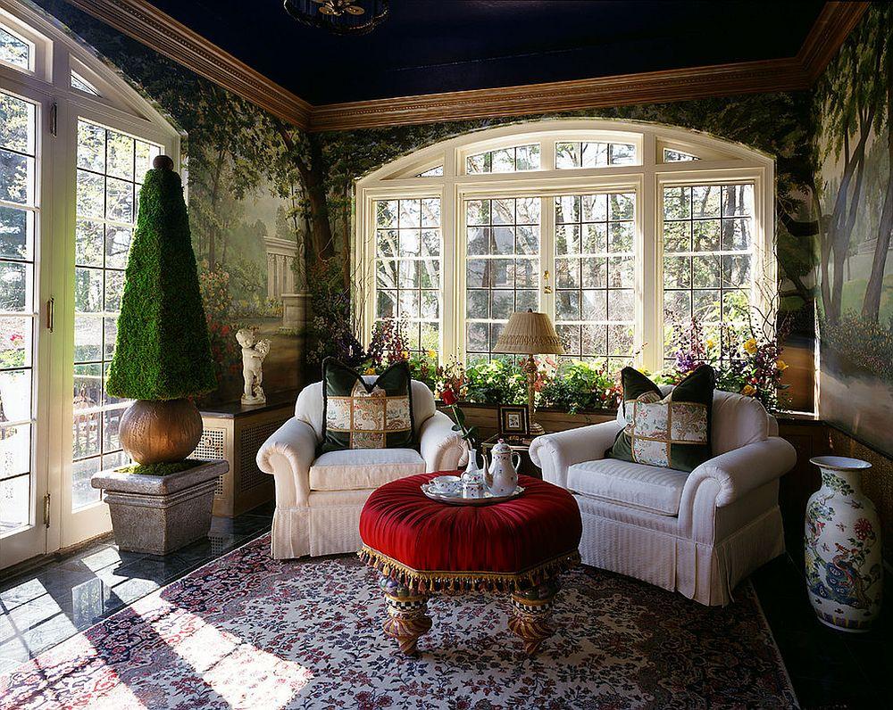 5 cách để phủ xanh nhà đẹp lại vừa rẻ với cây cảnh-2
