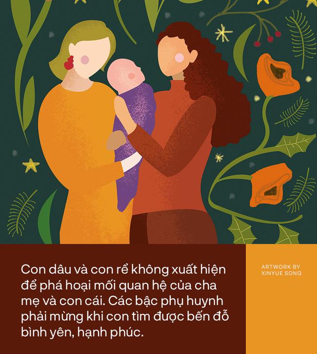 Thấy mẹ quá chèn ép vợ, chồng tức giận nhắc đến một vấn đề khiến bà im bặt, giải quyết luôn chuyện mẹ chồng - nàng dâu-3